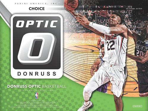 NBA 2018-19 Panini OPTIC CHOICE Basketball box #バスケカード #NBA #Doncic