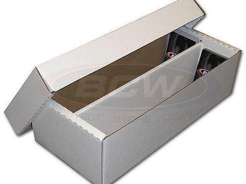 BCW SHOE BOX マグホ用 / グレーディング用 #収集用品