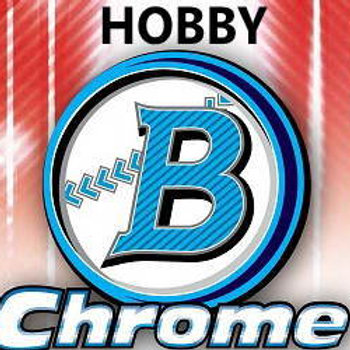 MLB 2017 BOWMAN CHROME HOBBY BOX