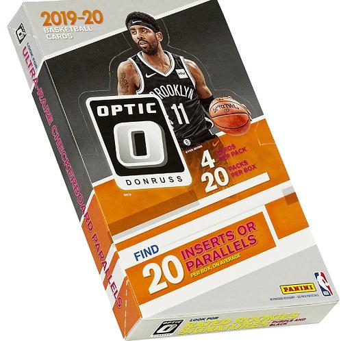 NBA 2019-20 Panini OPTIC RETAIL box #NBA #ZIONWILLIAMSON #八村塁 #JaMorant
