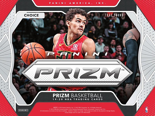 NBA 2019-20 Panini PRIZM Choice box #NBA #ZION #八村塁 #JaMorant