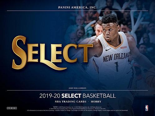 NBA 2019-20 Panini SELECT box #NBA #ZIONWILLIAMSON #八村塁 #JaMorant