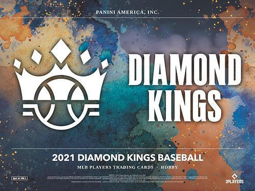 MLB 2021 DIAMOND KINGS Baseball box #パニーニ #野球カード #メジャーリーグ