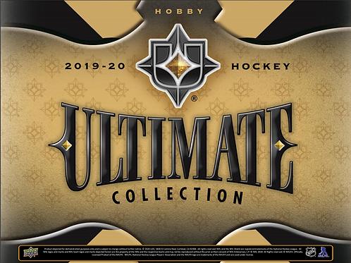 NHL 2019-20 UD Upper Deck ULTIMATE box #Hockey #NHL #アイスホッケー
