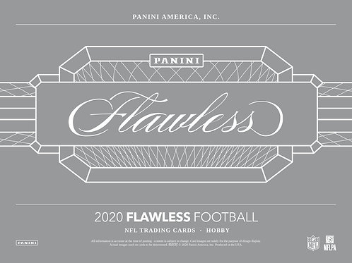 NFL 2020 PANINI FLAWLESS Case #Football #アメフト #NFL #パニーニ