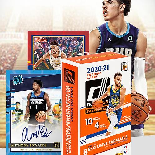 <<BUY3+1FREE>> NBA 2020-21 Panini DONRUSS ASIA box