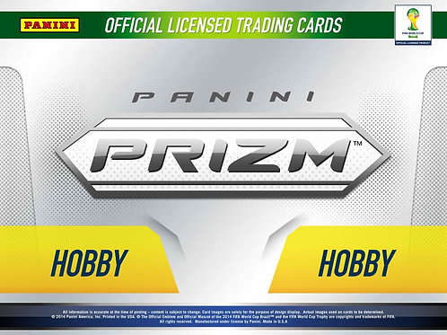 SOCCER 2014 PANINI PRIZM WORLD CUP box #パニーニ