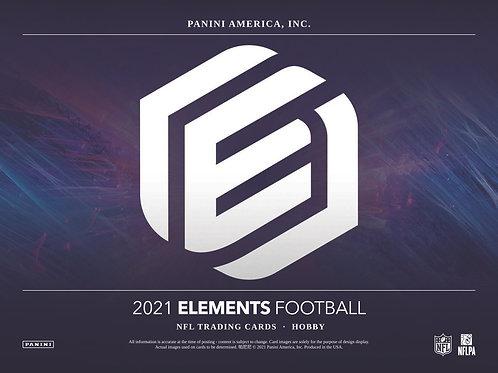 NFL 2021 PANINI ELEMENTS box #Football #アメフト #NFL