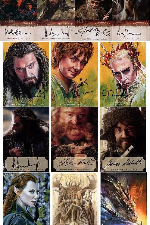 映画トレカ 2015 Cryptozoic The Hobbit Desolation of Smaug Part2