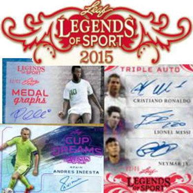 MIX 2015 LEAF LEGENDS OF SPORTS
