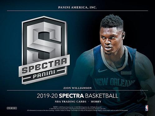 NBA 2019-20 Panini SPECTRA Box #NBA #ZION #八村塁 #JaMorant