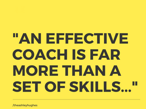 Ethics in Coaching
