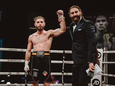 Vincenzo La Femina è pronto per affrontare Yegorov alla Milano Boxing Night