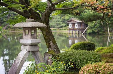 elements of japanese garden design
