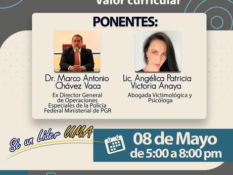 CURSO: DELINCUENCIA ORGANIZADA Y DELITOS DE ALTO IMPACTO
