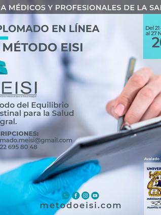 Diplomado en Línea: Método del Equilibrio Intestinal para la Salud Integral