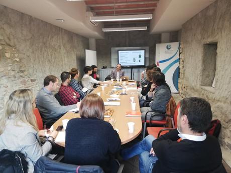 Segon Esmorzar del GRID: Sostenibilitat, comunicació i autenticitat.