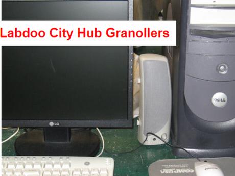 Arrenca el Hub Labdoo Granollers: aprofitament d'equips informàtics obsolets.