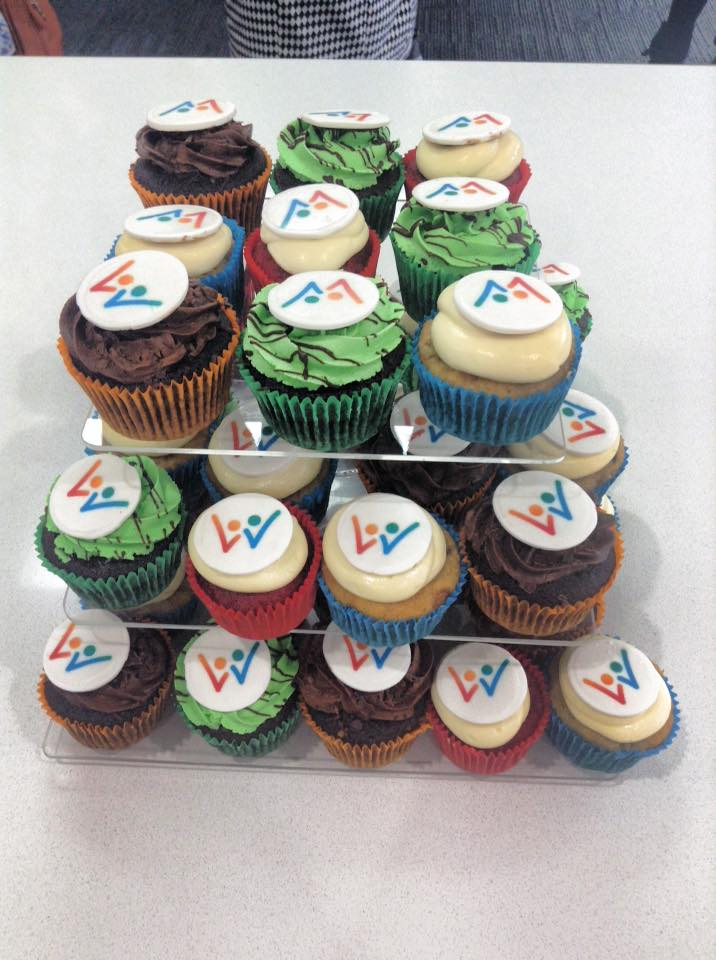 Corporate Cup Cakes 2