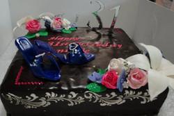 Simple 31st Birthday Cake