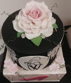 Elegant Celebration Cake