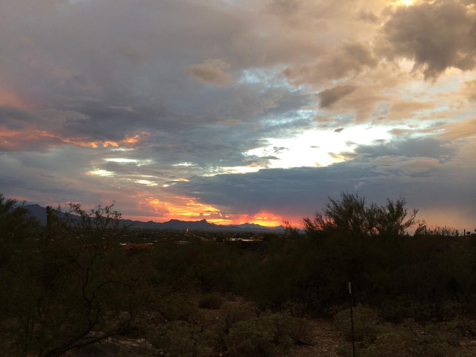Finding Faith in the Desert