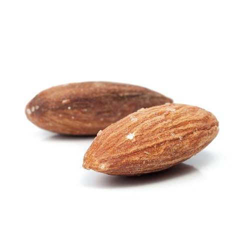 Almond Roasted Salted 500g