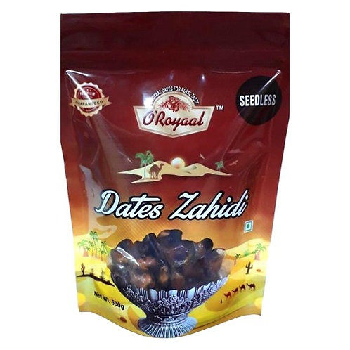 Red Seedless Dates 500g