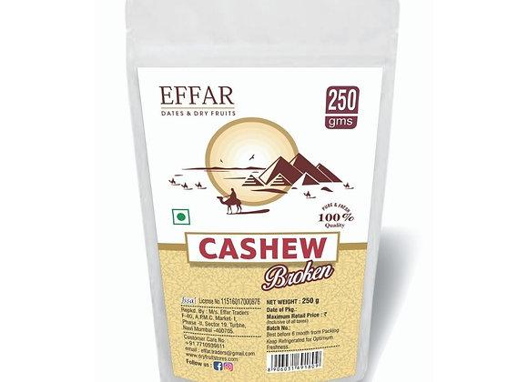 Effar Cashew Broken 250g pack