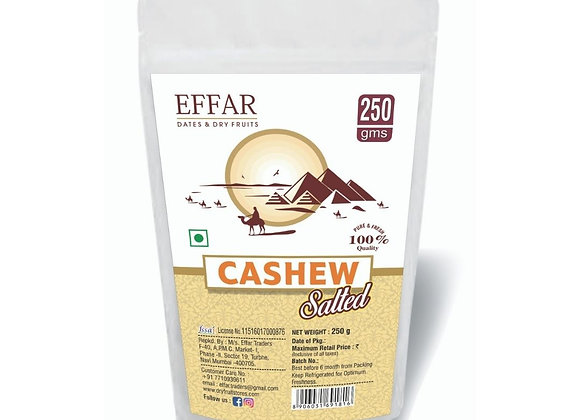 cashew Salted 250g Pack
