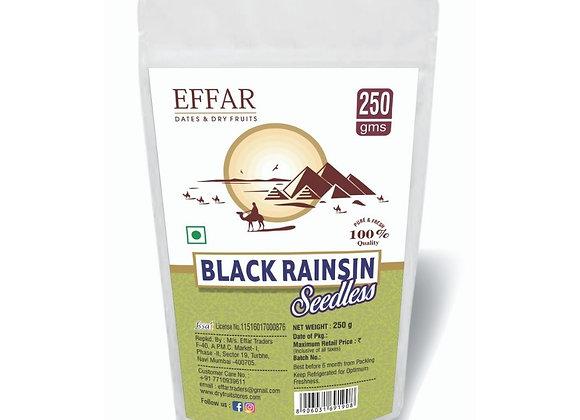 Effar Black Raisin 250g pack