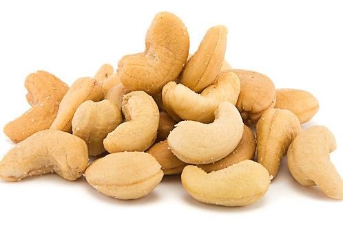 Cashew Roasted Salted 250g