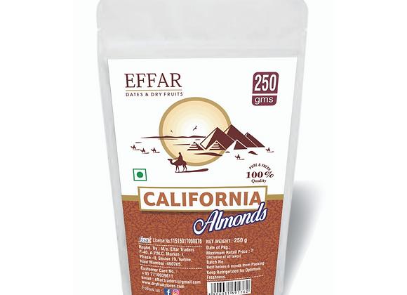 California Almonds 250g Pack