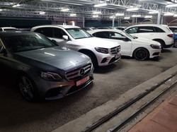Mercedes E220d Grey 05