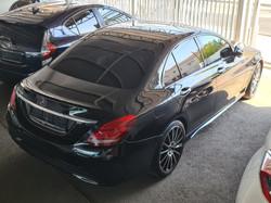 Mercedes C250d Black 04