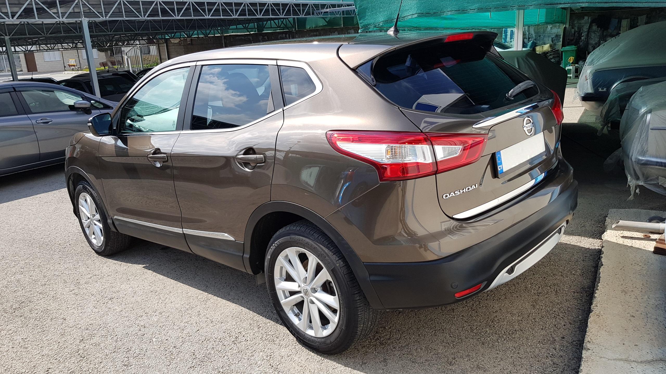 Nissan Qashqai Grey Metallic 03