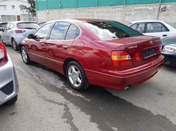 Lexus GS300 Red 02