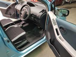 Toyota Vitz Light Blue 06