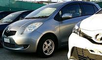 used Toyota Vitz Cyprus, μεταχερισμένο Toyota Vitz λευκωσία