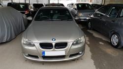 BMW 320i Golden Grey 01