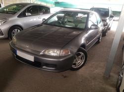 Honda Civic Light Grey 01