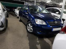 Toyota Corolla Blue Pearl 02