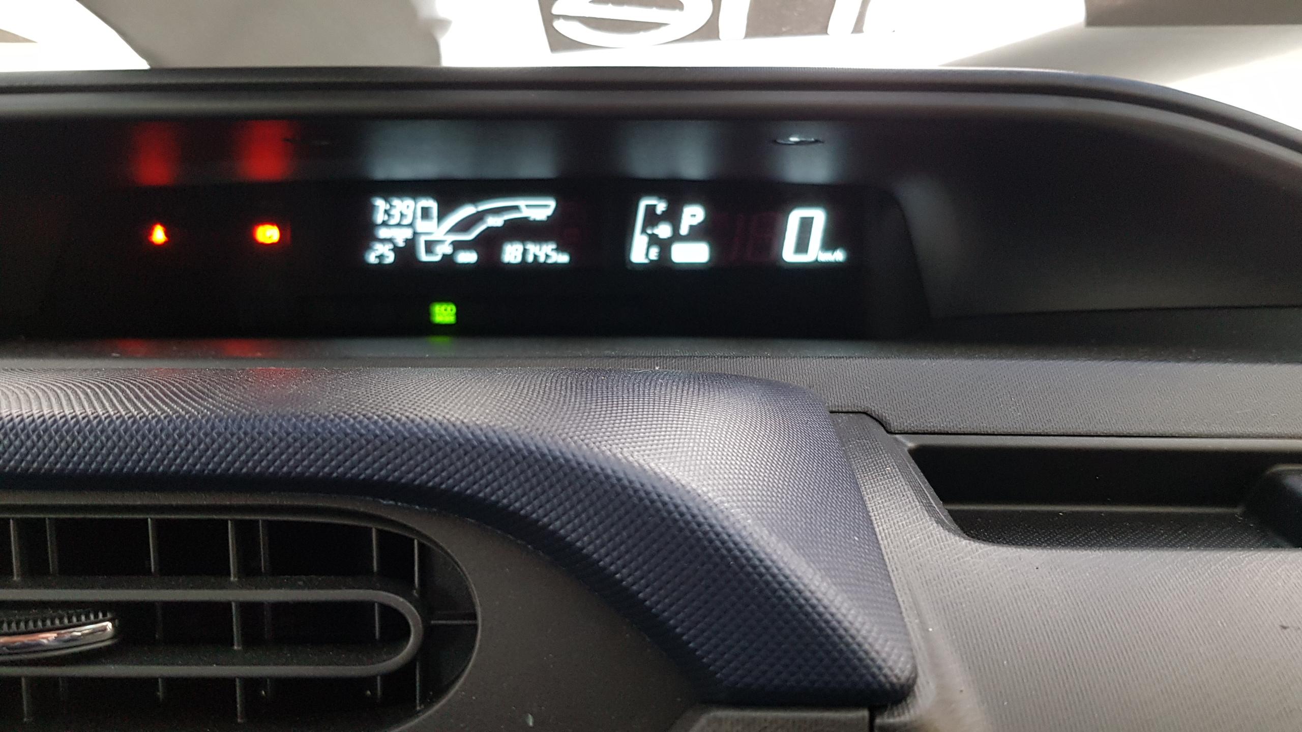 Toyota Aqua 2017 Dark Grey 14