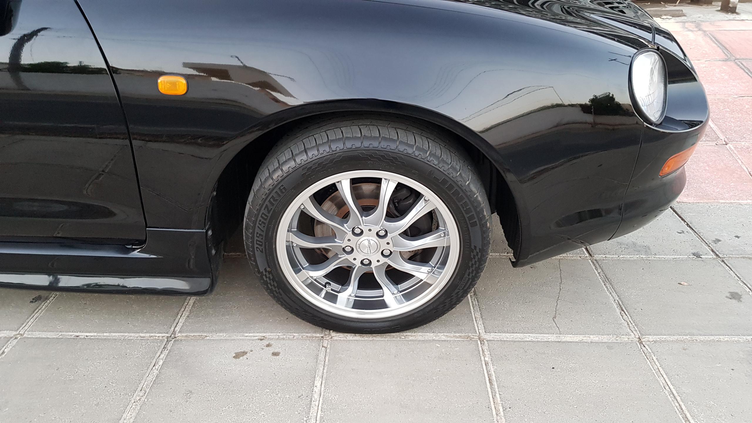 Toyota Celica SS2 Black 06
