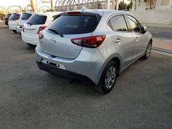 Mazda Demio 2017 Light Grey