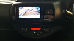 Toyota Vitz Hybrid White Pearl 07