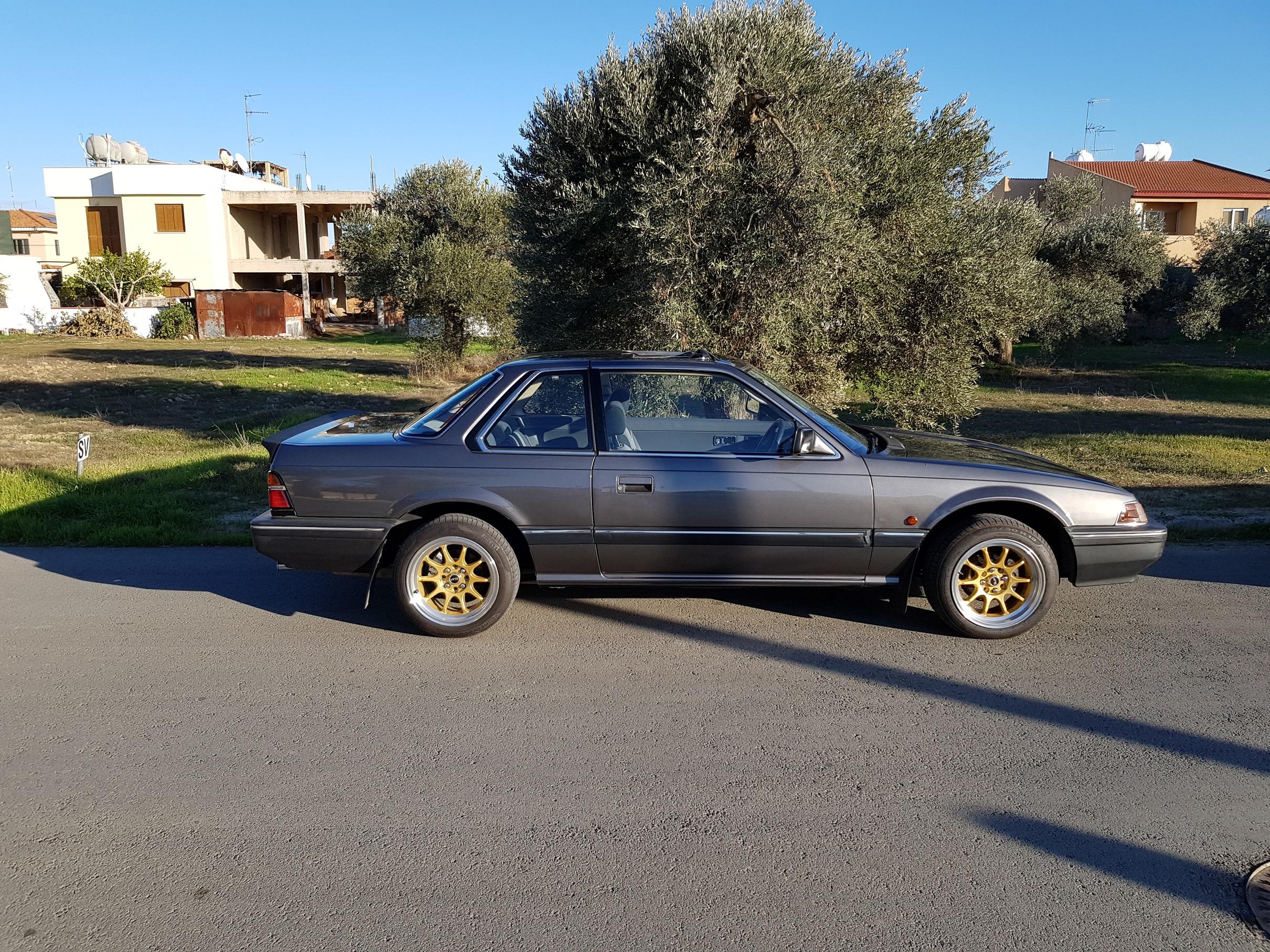 Honda Prelude2