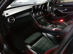 Mercedes C300 2018 Grey 07