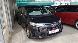 Honda Fit 2017 Black 02