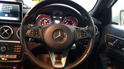 Mercedes A180d Sport White 09